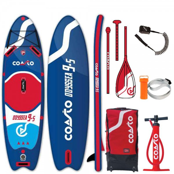 SUP Paddle gonflable Coasto Odyssea Fusion Pack