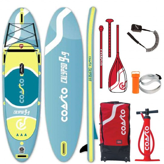 SUP Paddle gonflable Coasto Calypso Fusion Pack