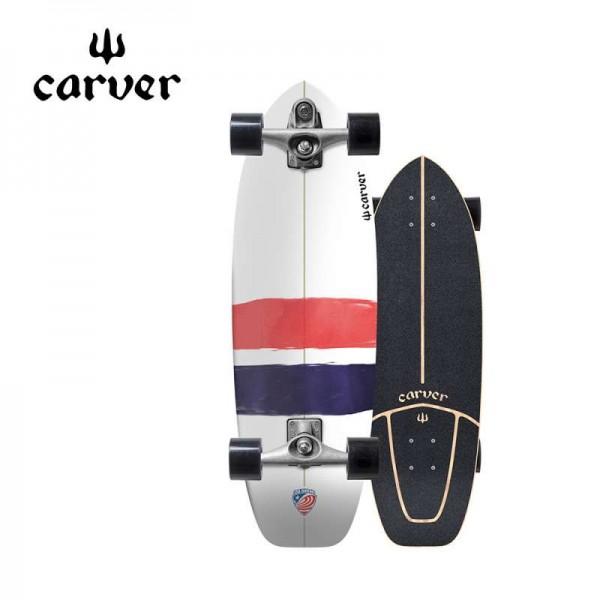 "Carver Skate Resin USA 32.5"""