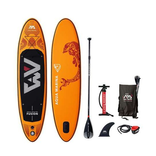 SUP Paddle gonflable Aqua Marina Fusion Pack