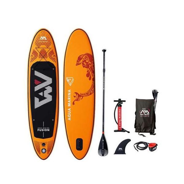 SUP Paddle gonflable Aqua Marina Fusion Pack