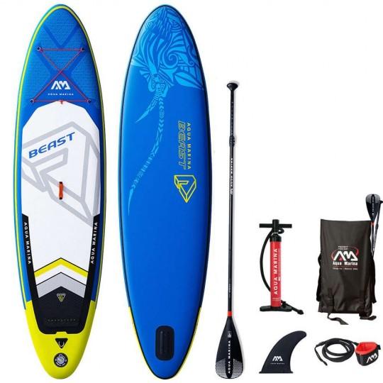 SUP Paddle gonflable Aqua Marina Beast Pack