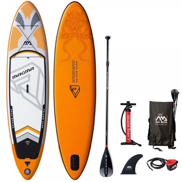 SUP Paddle gonflable Aqua Marina Magma Pack