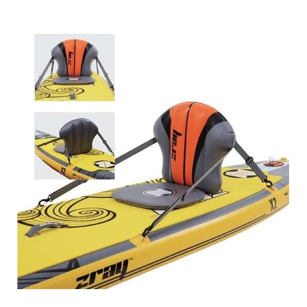Siege kayak gonflable Zray