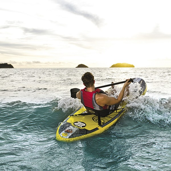 Stand Up Paddle Zray avec attaches pour Siège Kayak amovible