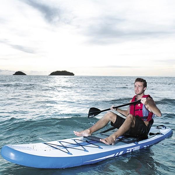 Adieu les retours de balades difficiles ! Dépliez facilement votre Siège Kayak et rentrez en toute tranquillité