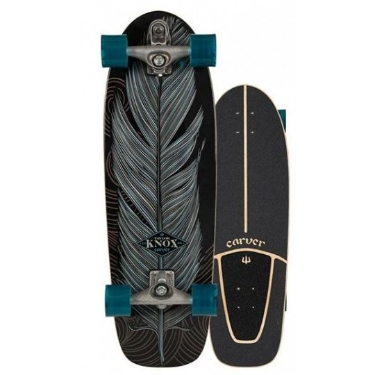 Carver Skate Taylor Knox Quill 31.25""