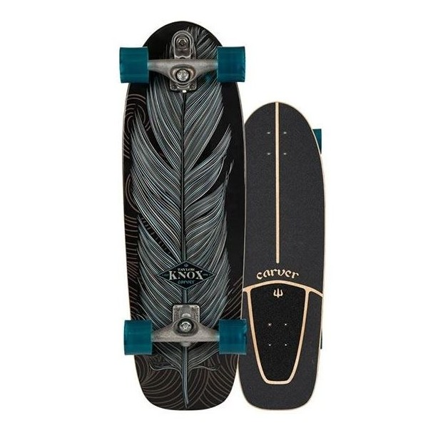 Carver Skate Knox Quill 31.25""