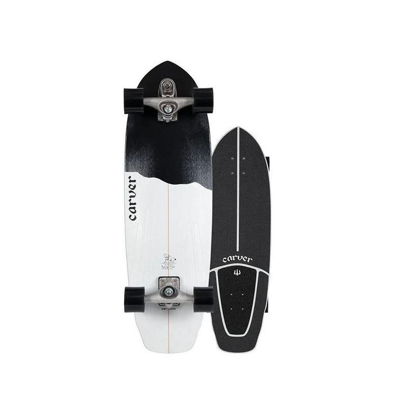 Carver Skate Black Tip 32.5''