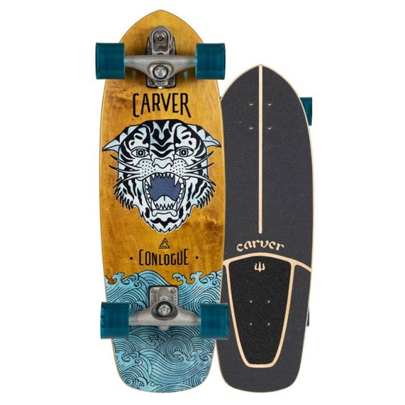 "Carver Skate 2020 Courtney Conlogue 29.50"" Sea Tinger"