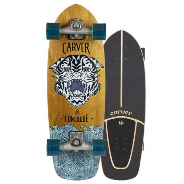 "Carver Skate Courtney Conlogue 29.50"" Sea Tinger"