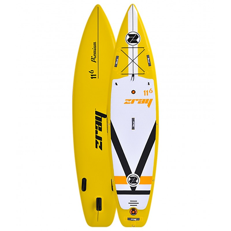 "SUP Paddle gonflable Zray Fury Dual 11""6 Fusion Pack"