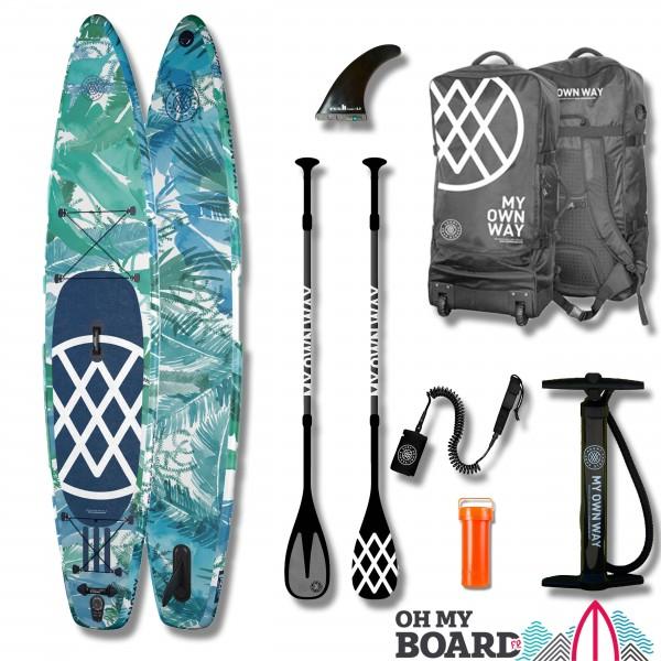 SUP Paddle gonflable Anomy Lara Costafreda Pack