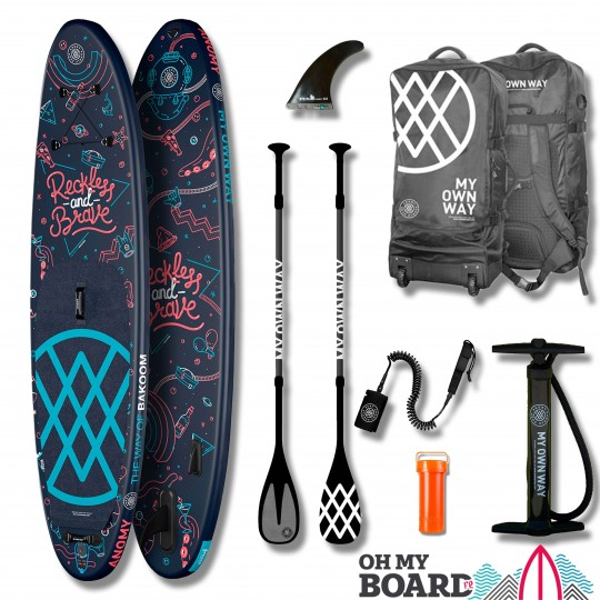 SUP Paddle gonflable Anomy Bakoom