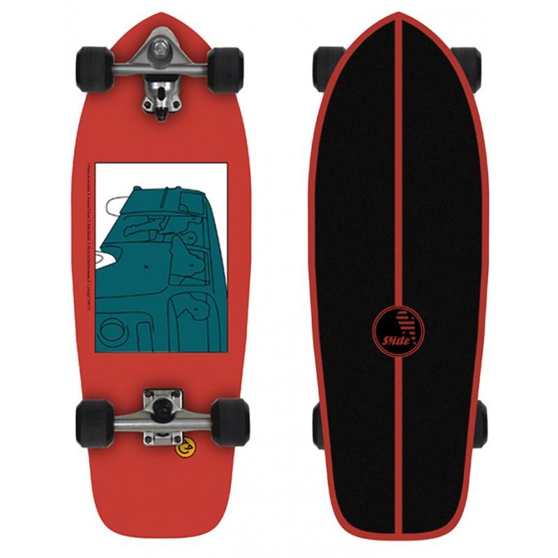 """Slide surfskate Joyful 30"""" 2021"""