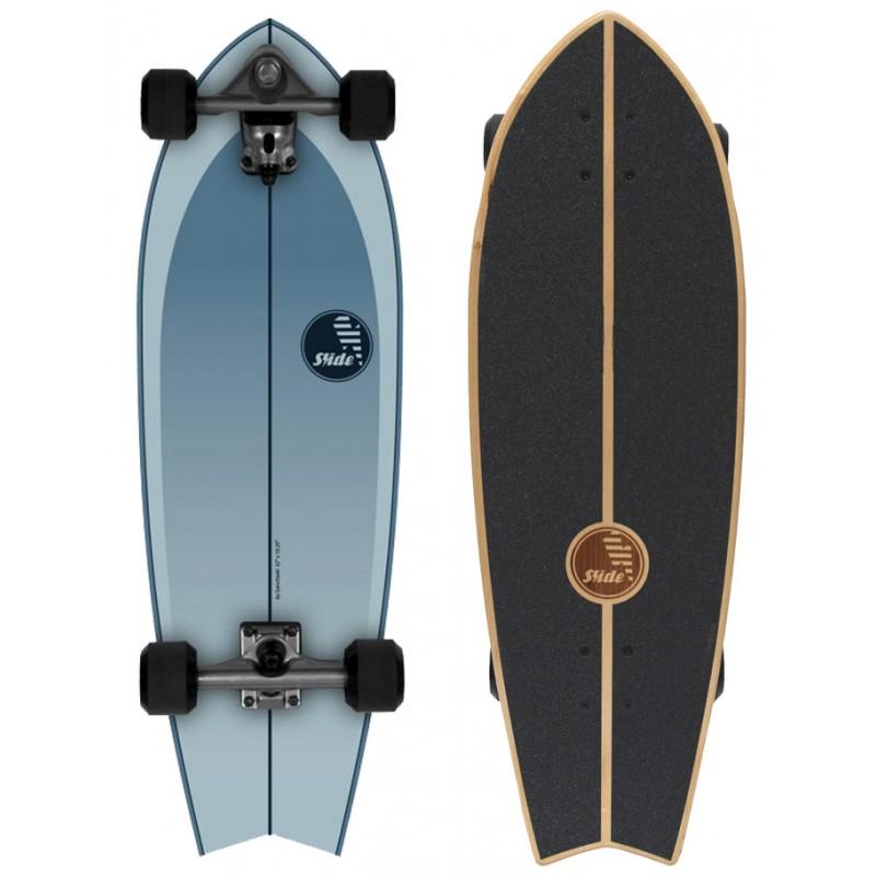 """Slide surfskate Fish 32"""" 2021"""