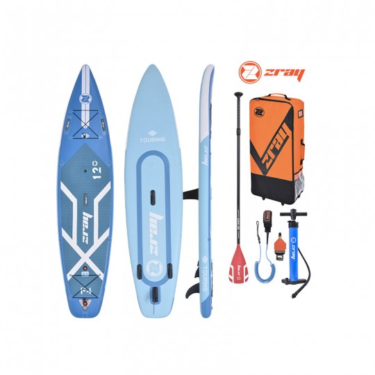SUP Paddle gonflable Zray Fury F4 12' 2021
