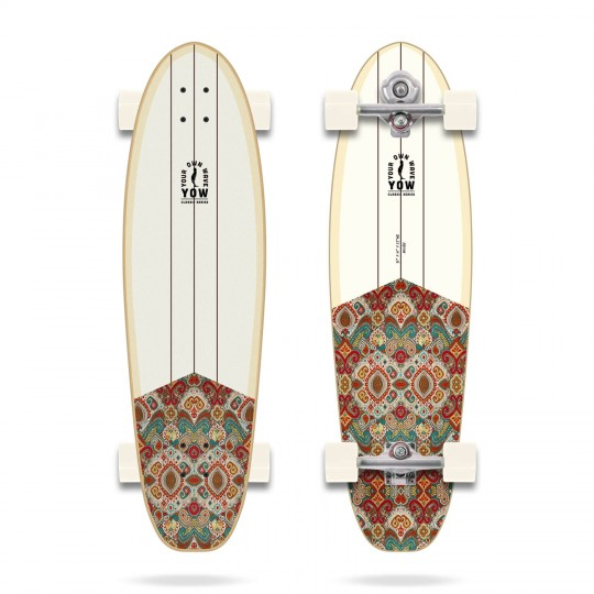 "Yow Surfskate Malibu 36"""