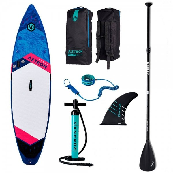 """SUP Paddle gonflable Aztron Terra 10'6"""" Pack"""