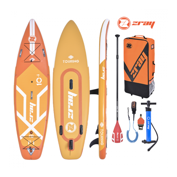 SUP Paddle gonflable Zray Fury F1 10'4