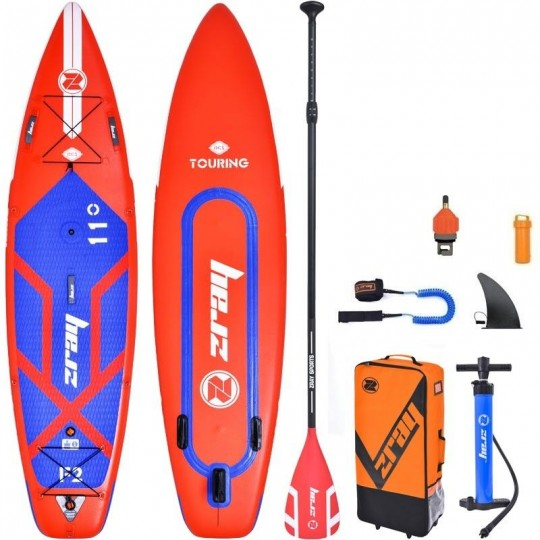 Sup Paddle gonflable Zray Fury F2 11'