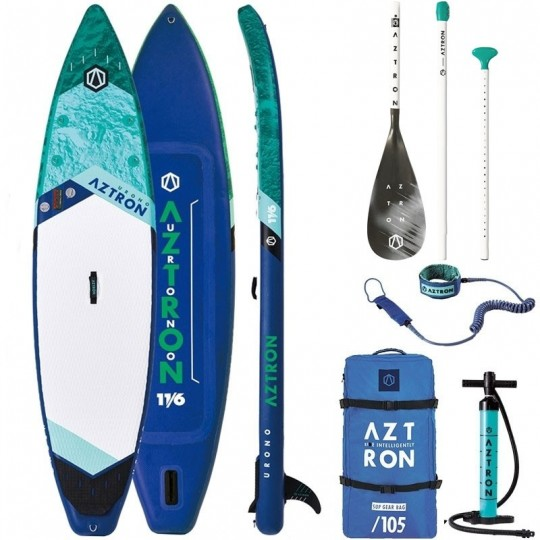 """SUP Paddle gonflable Aztron Urono 11'6"""" Pack"""