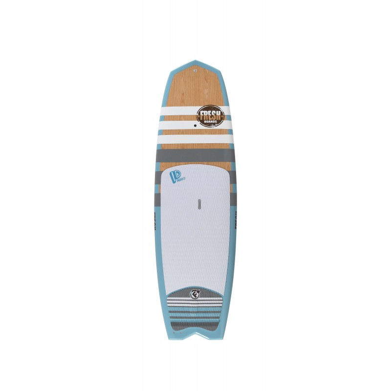 Fresh Board ID Wood