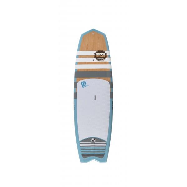 Fresh Board ID Wood