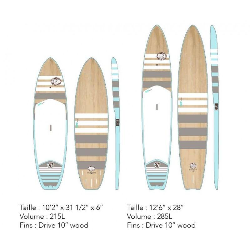 Fresh Board SUV Wood