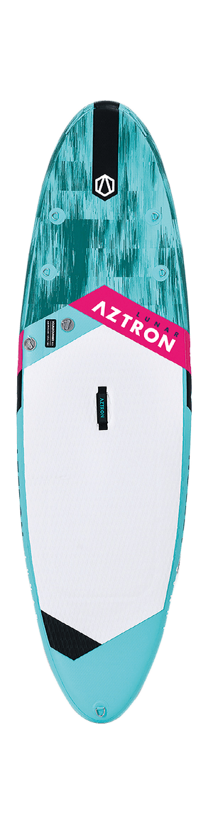 Paddle gonflable AZTRON Lunar 9'9""