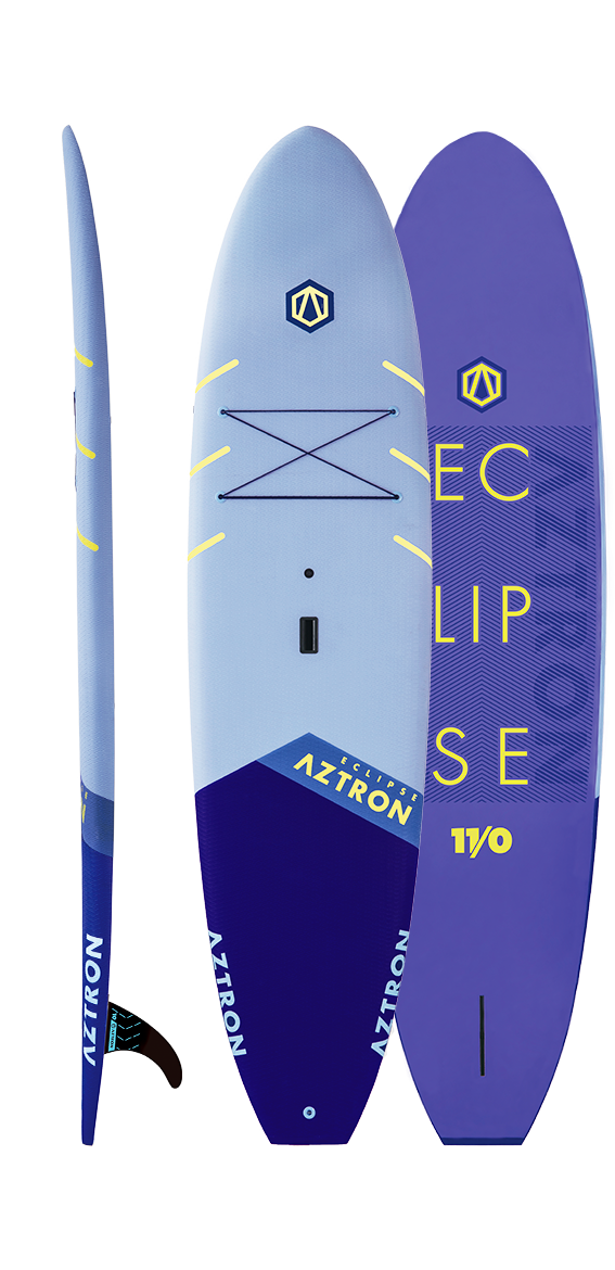 AZTRON STAND UP PADDLE RIGIDE ECLIPSE