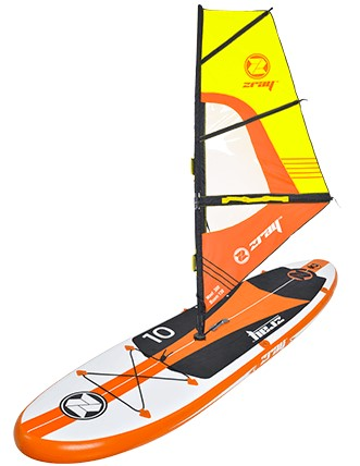 Sup Paddle Gonflable Zray Wind W2
